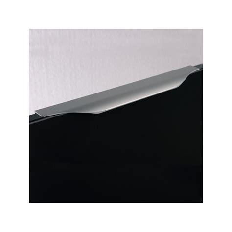 bloc prises cuisine poignée cuisine aluminium tirette vague