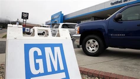 Gm Announces New Recalls Over Ignition Systems  Nbc New York
