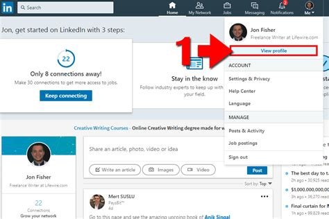 How To Put Resume On Linkedin by How To Include Your Linkedin Url On Your Resume