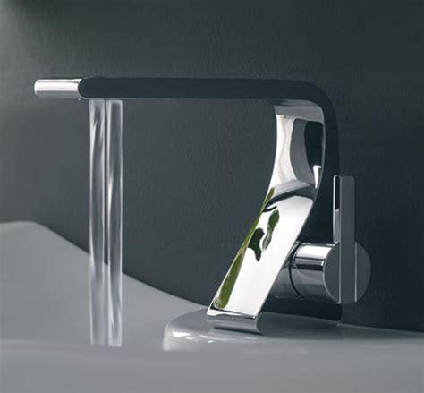 designer bathroom faucets bathroom faucet from zazzeri rem has two water streams