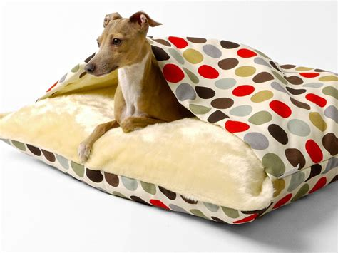 snuggle beds luxury dog sleeping bags  mattress