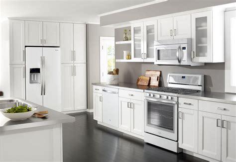 whirlpool white ice appliances  nice choice
