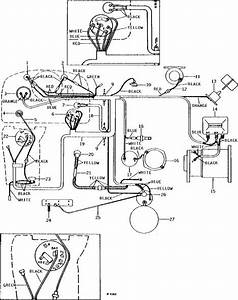 John Deere 3020 24v Wiring Diagram  U2013 Diagram Database