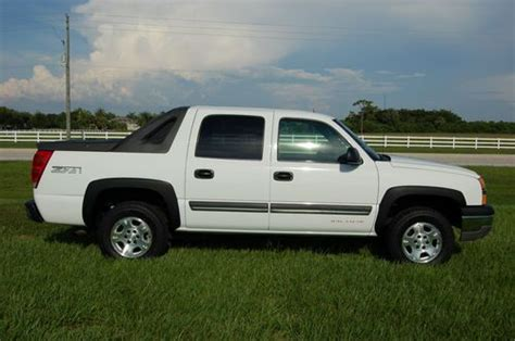 Find Used 2004 Chevy Avalanch Lt Z71 4x4 Perfect Carfax