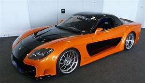 Mazda RX7 Veilside Fortune Body Kit - image #58