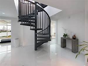 beautiful escalier d interieur design images design With modele de maison en l 14 escalier suspendu design escalier contemporain modale nova