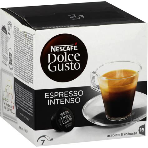 dolce gusto espresso intenso thecoffeepodshop