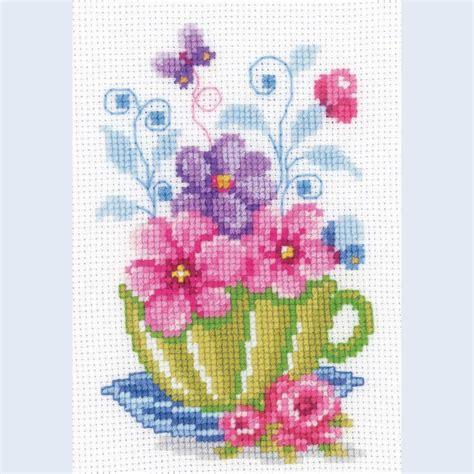 vervaco cross stitch  cross stitch patterns