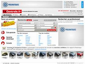 Cote Argus Gratuite La Centrale : achat voiture la centrale des particuliers auto ~ Gottalentnigeria.com Avis de Voitures