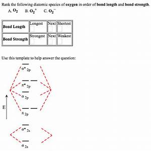 32 Use The Drawing Of Mo Energy Diagram To Predict The