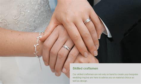 bespoke diamond wedding rings made to order york yorkshire