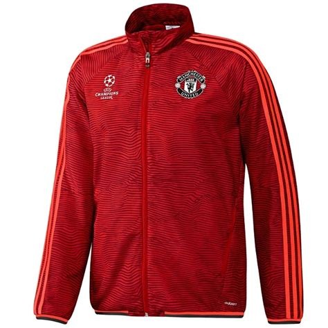 Fifa 21 manchester united ucl winner 22. Manchester United UCL presentation tracksuit 2015/16 red ...