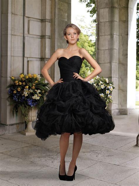 black dresses for weddings knee length black wedding dresscherry cherry