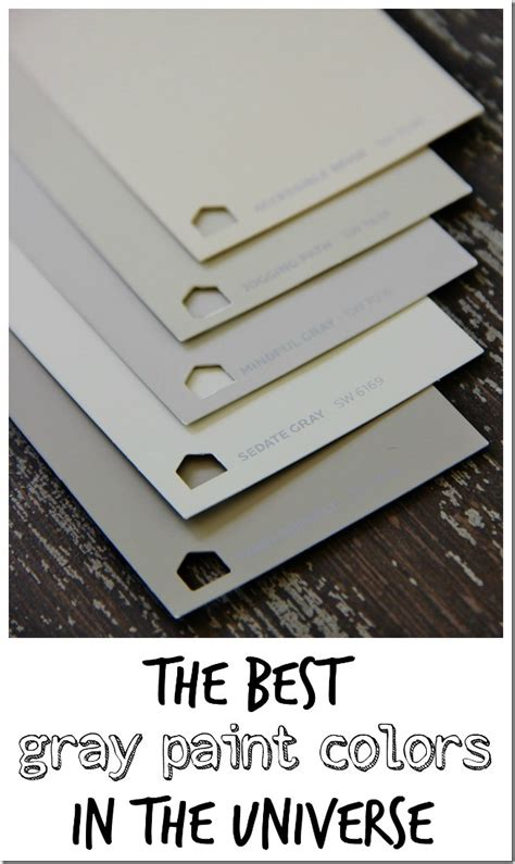the best gray paint colors in the universe thistlewood farm