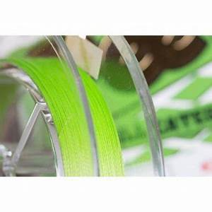 Fishing Zone Power Eye PeeWee LimeGreen 150m