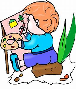 All Cliparts: Painting Clipart Gallery
