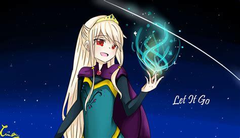 [utau Cover] Let It Go [maika] By Namxin On Deviantart