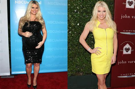 Diet Diva! Jessica Simpson Shows 60lb Weight Loss In