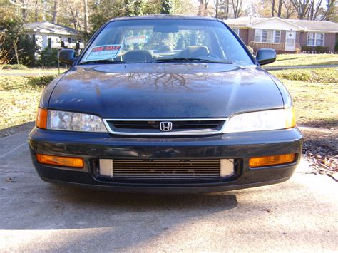 Hothordas 1997 Honda Accordex Sedan 4d Specs, Photos