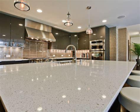 Sparkle Quartz Countertops by Diy White Sparkle Countertops