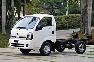 Kia Bongo K2500 Turbo 2018  U2013 Ficha T U00e9cnica  Especifica U00e7 U00f5es