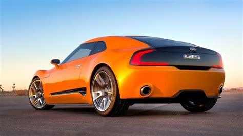 What The Hell Happened To The Kia Gt4 Stinger Concept?