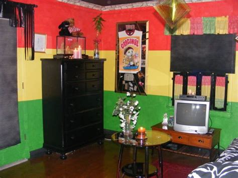 chambre rasta rasta room home and