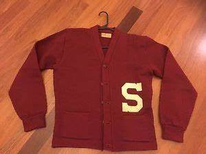 pin by ben rarick on sweaters jackets vintage college With stanford letter jacket