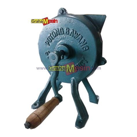 Alat Perajang Bawang Niktech alat perajang bawang manual graha mesin