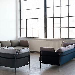 3 Sitzer Couch : can 2 sitzer sofa von hay im wohndesign shop ~ Indierocktalk.com Haus und Dekorationen