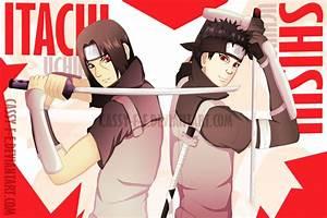 MS Itachi, MS Shisui, & Uchiha Clan vs Hidden Leaf Village