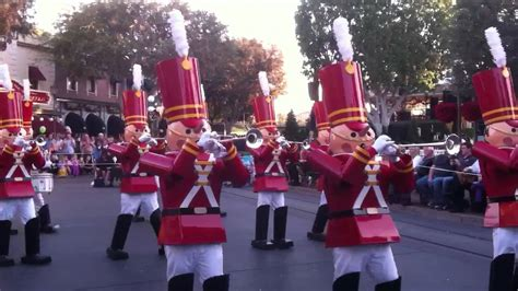 Marching Toy Soldiers In