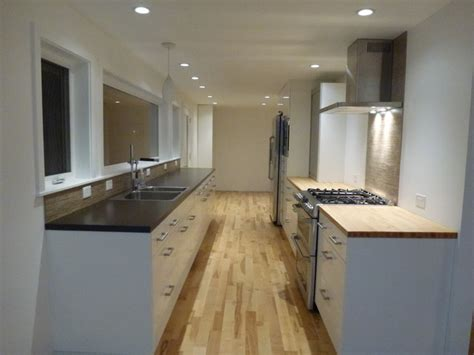 ranch  modern remodel contemporary kitchen