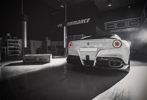 Pp Performance Et La Ferrari F12berlinetta Le Blog Auto