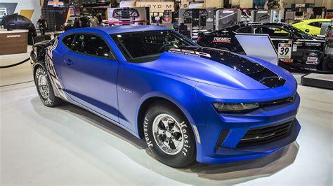2017 Chevrolet Copo Camaro Sema 2018 Autoblog