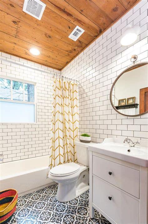 hall bathroom    character  spanish tile