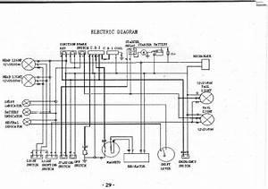 Chinese Quad    Schema Electrique