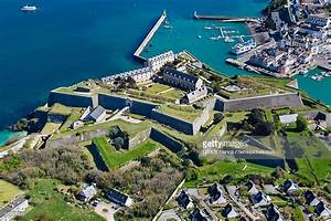 Bel Ile En Mer : france morbihan belle ile en mer le palais vauban citadel and port stock photo getty images ~ Medecine-chirurgie-esthetiques.com Avis de Voitures