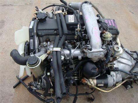 Toyota Hiace, Engine Type