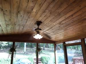 Tongue Groove Porch Ceiling Home Features That Caught