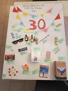 Geschenkideen Zum 30 Geburtstag : 30 geburtstag frau geburtstag geschenk freundin ~ A.2002-acura-tl-radio.info Haus und Dekorationen