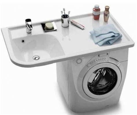 lave linge dans la cuisine superbe mini lavabo salle de bain 4 int233grer un lave linge dans la salle de bains kirafes