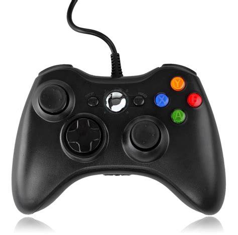 Wired Usb Game Pad Controller For Microsoft Xbox 360