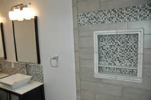 6x24 And 12x24 Tile Patterns by Custom Tile Showers Bathroom Design Renovations Amp Flooring