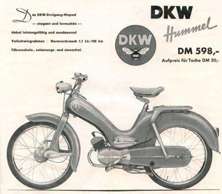 dkw hummel ersatzteile dkw hummel standard zweirad union mopeds