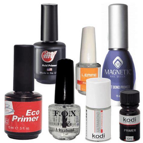 Бескислотный или кислотный праймер для ногтей какой выбрать?