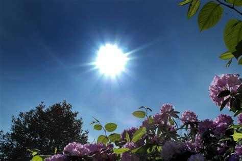 Wo Steht Die Sonne Mittags by Mittags In Norddeutschland Sonne H 246 Als 55 Grad 252 Ber