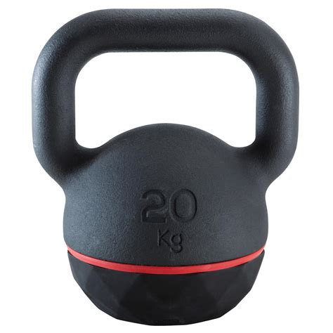 kettlebell kg decathlon