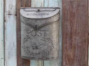 Briefkasten Holz Antik : au ergew hnlicher briefkasten g rten f r auge seele ~ Sanjose-hotels-ca.com Haus und Dekorationen