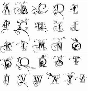 17 best images about alphabet lettering designs on With unusual letters alphabet
